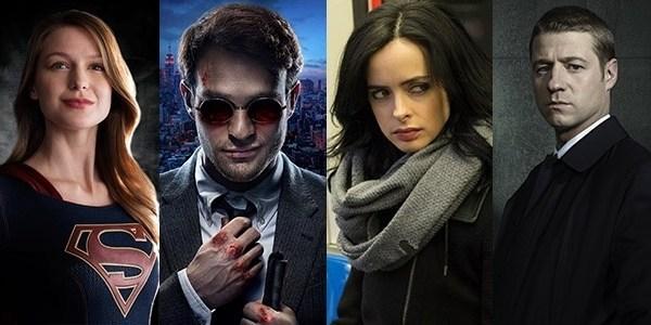 TV superpoderosa: até o fim de 2016, heróis estarão no ar em 15 séries