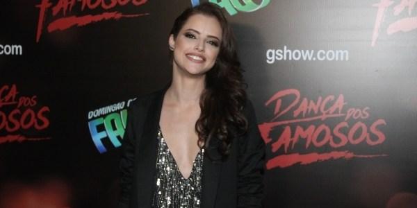 """Mais magra após """"Dança"""", Agatha quer descansar antes de estreia no Carnaval"""