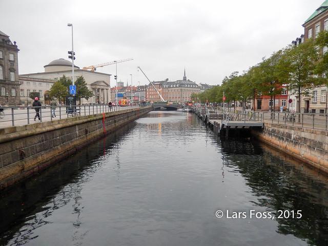 Canal in Copenhagen
