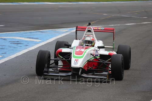 BRDC F4 at Donington Park, September 2015