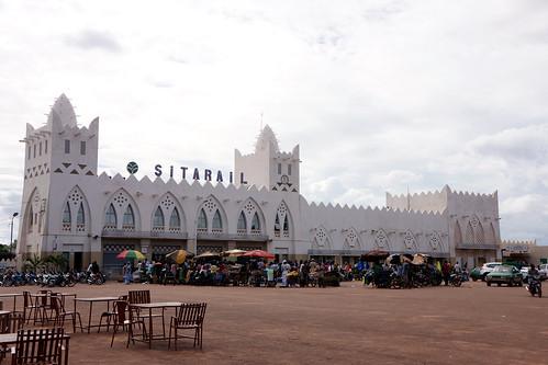 Burkina Faso : Bobo Dioulasso - Gare