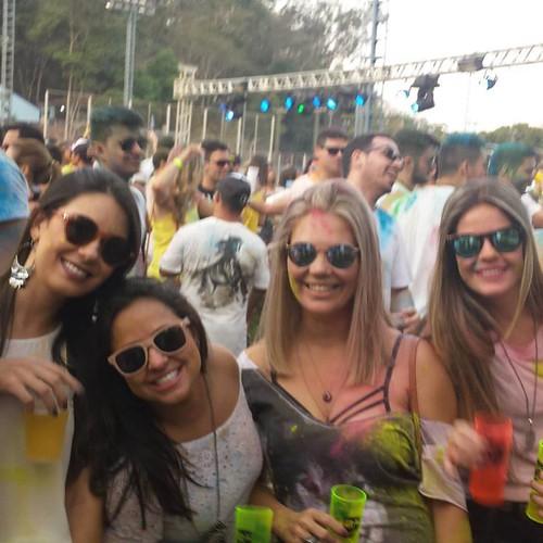 Paula soares, Joélida Rocha e Aliny Santana