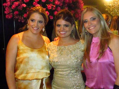 Fernanda Albert Saliba, Ana Lúcia e Marcela Albert Saliba