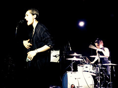 "Savages - 2015 NYC Residency, Mercury Lounge, New York City, NY 1-21-15 • <a style=""font-size:0.8em;"" href=""http://www.flickr.com/photos/79463948@N07/23566142565/"" target=""_blank"">View on Flickr</a>"