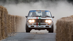 Fiat 131 Rally Car HRV 735N