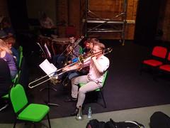 Wow! - Four Trombones!