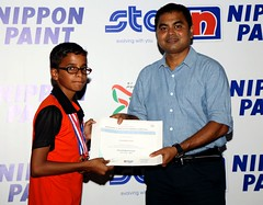Nippon Paint 13th Inter School Swimming Competition 2015 427