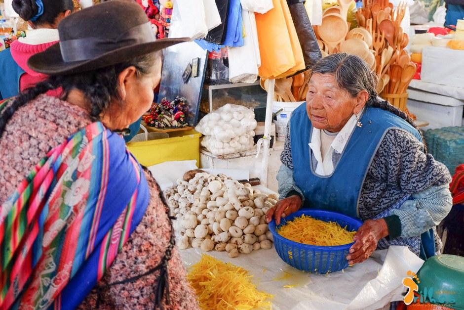 Peru - Mercado de São Pedro - 1
