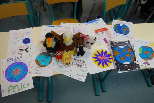 Encore des dessins ... et des mascottes amies de Pelico !