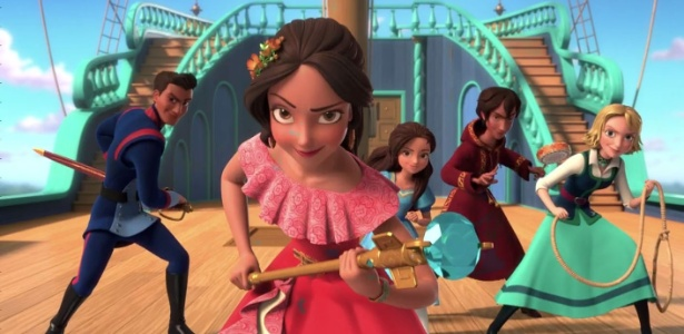 Princesa latina da Disney é forte e justa, mas nem tão latina assim