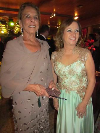 Conceição Dias Soares e Cecília Ferramenta, elegância em dose dupla 2