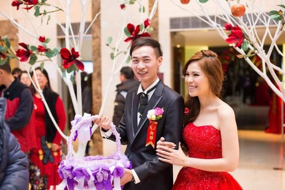 智凱&思妤婚禮記錄1303