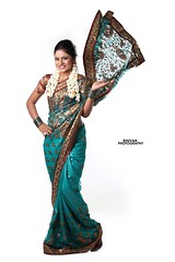 South Actress Deepika Das Traditional Photos Set-1 (24)