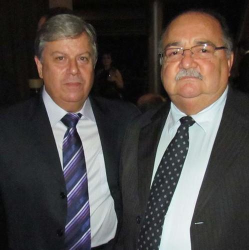 Cláudio Pareto e Wagner Rezende