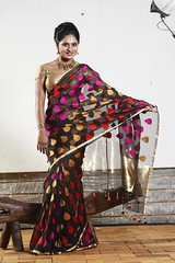 South Actress Deepika Das Traditional Photos Set-1 (13)