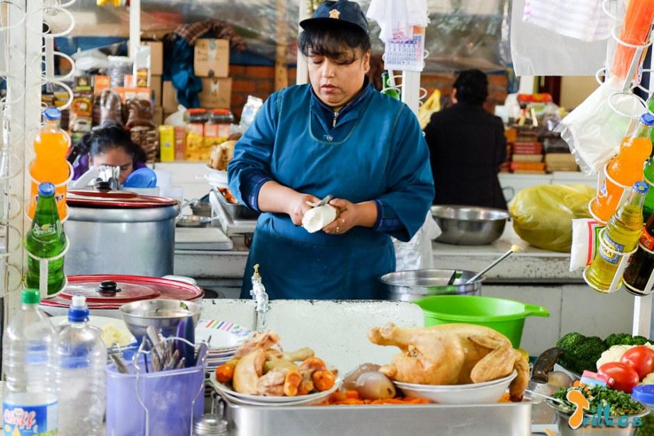 Peru - Mercado de São Pedro - 6