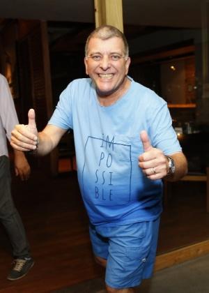Diretor Jorge Fernando é internado no Rio com inflamação no pâncreas