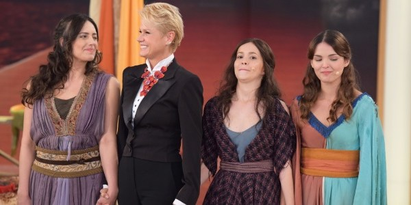 Nova atriz de novela bíblica da Record será anunciada por Xuxa