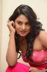 South Actress Deepika Das Hot in Pink Dress- Photos Set-6 (6)