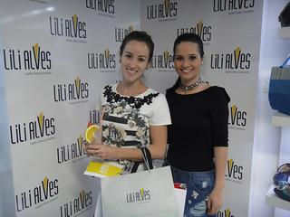 Fernanda Delamanche e Jéssica