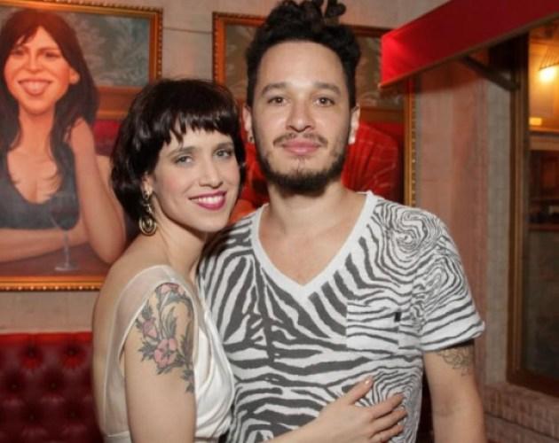 Marido de Mel Lisboa agora integra banda da cantora Maria Gadú