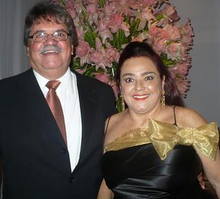 Maria Helena e Darci Franco