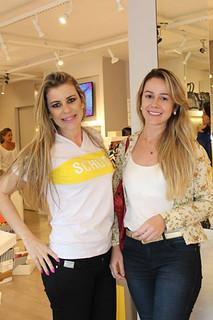Eliane de Paula e Mariana