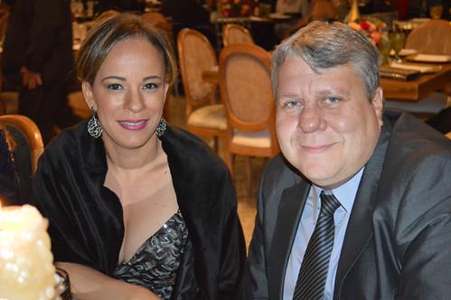 Elaine e Milton Afrânio