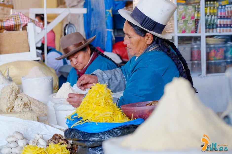 Peru - Mercado de São Pedro - 5