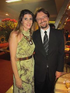 Riane e Máurisson Morais