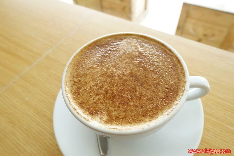 Alpha Coffee & Tea,中壢,咖啡,咖啡館,平鎮工業區,平鎮工業區美食,桃園美食,鬆餅 @VIVIYU小世界