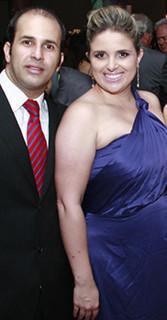 Gustavo de Souza e Fernanda,