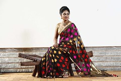 South Actress Deepika Das Traditional Photos Set-1 (12)