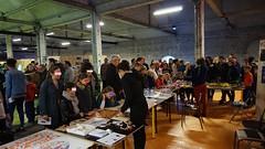 Stand - Fête de la Science, Gare Saint Sauveur, Lille, 2016