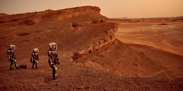 """Baseada em ciência real, série """"Marte"""" materializa sonho de ir ao planeta"""