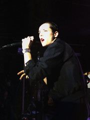 "Savages - 2015 NYC Residency, Mercury Lounge, New York City, NY 1-21-15 • <a style=""font-size:0.8em;"" href=""http://www.flickr.com/photos/79463948@N07/22937966884/"" target=""_blank"">View on Flickr</a>"