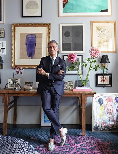 Cacá de Souza, embaixador global da Valentino