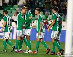 Real Betis - Deportivo (1-0 Copa del Rey)