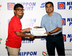 Nippon Paint 13th Inter School Swimming Competition 2015 390