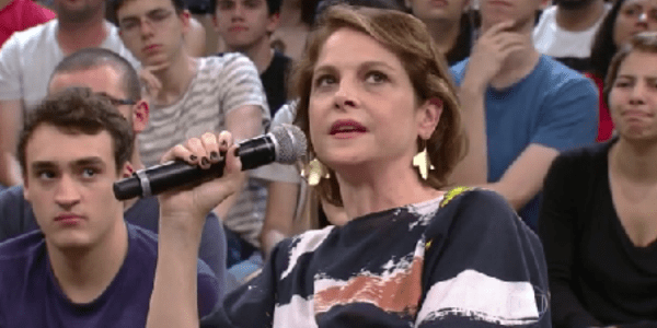 """Drica Moraes diz que filho foi """"bússola"""" para recuperação contra leucemia"""