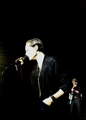 "Savages - 2015 NYC Residency, Mercury Lounge, New York City, NY 1-21-15 • <a style=""font-size:0.8em;"" href=""http://www.flickr.com/photos/79463948@N07/23540130866/"" target=""_blank"">View on Flickr</a>"