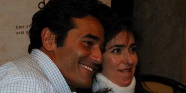 Luciano Szafir lamenta a morte da irmã, vítima de ELA