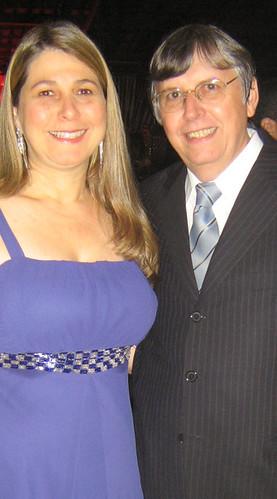 Wanda e José Carlos Galinari