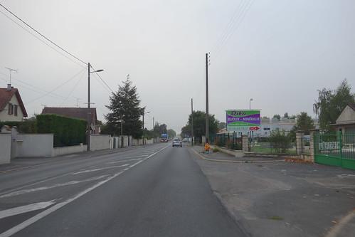 Mardi 8 septembre, direction Dammarie-les-Lys (en Seine et Marne) !