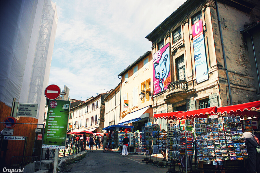 2016.10.30 | 看我的歐行腿| 一個人旅行南法亞爾勒 Arles,但永遠不會是一個人 21
