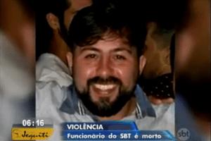 Funcionário do SBT é morto durante tentativa de assalto em SP, diz TV