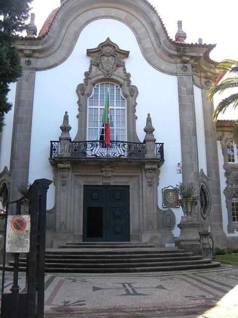 Consulado de Portugal, pabellon expo 1929 Sevilla