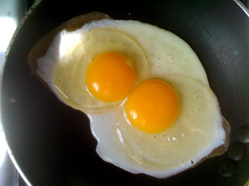 fried egg supernova