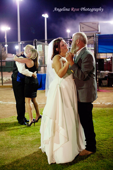 Bride Dancing With Dad
