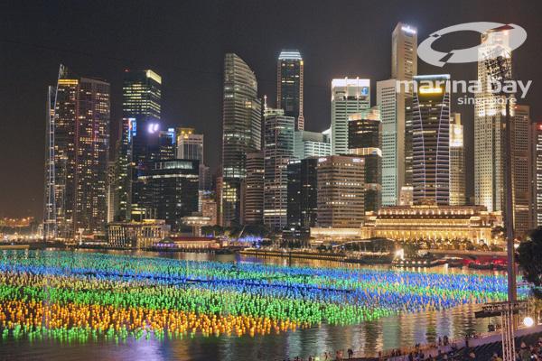 Marina Bay Singapore Countdown 2010_11_Dec31_15